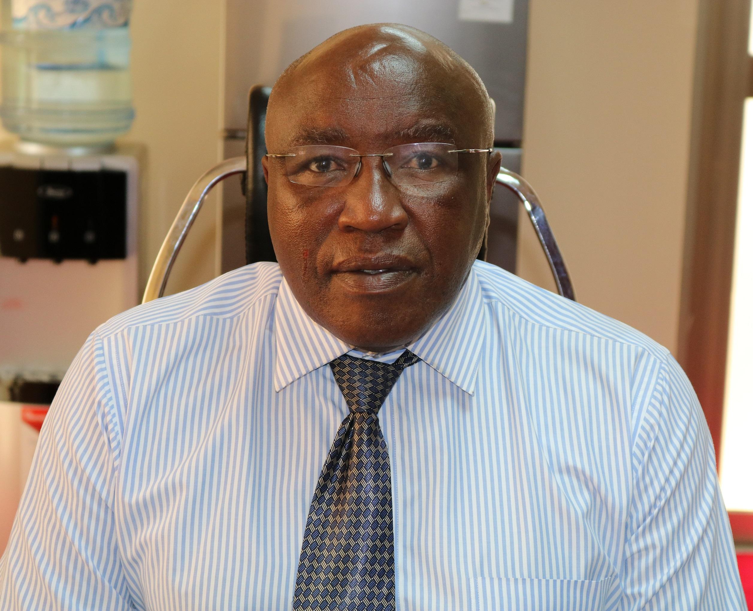 Mr. Charles N. Mwangi